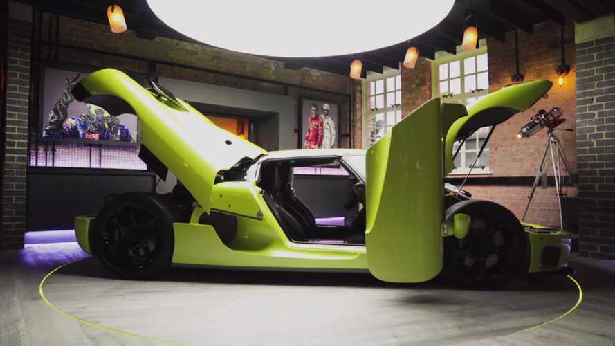 Koenigsegg CCR dissected in walkaround video before heading to track