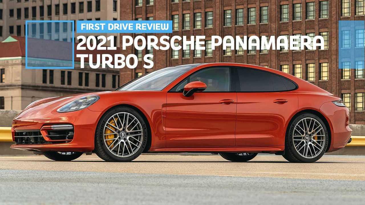 2021 Porsche Panamera Turbo S