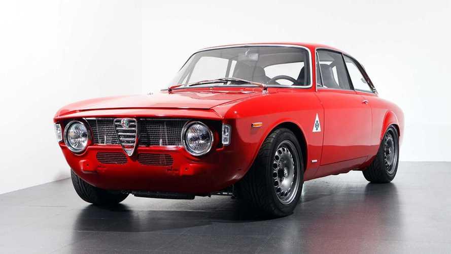 A Top Gear műsorvezetőjének a szívét is elrabolta ez az Alfaholics által restaurált Alfa Romeo