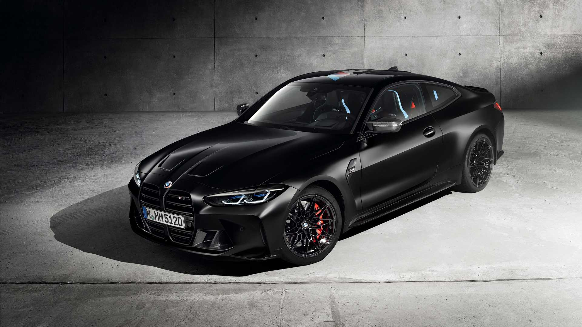 2021 BMW M4 Competition Gets Limited Edition Model ...