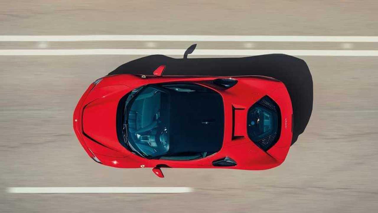 Ferrari aumentó sus ventas en 2020