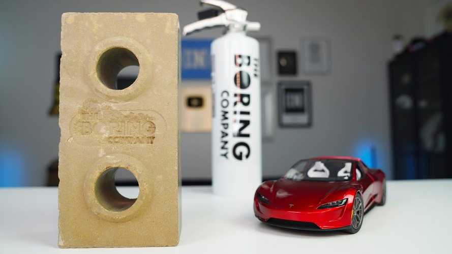 What's Inside A Tesla Boring Brick? Is It As Durable As 'Normal' Bricks?
