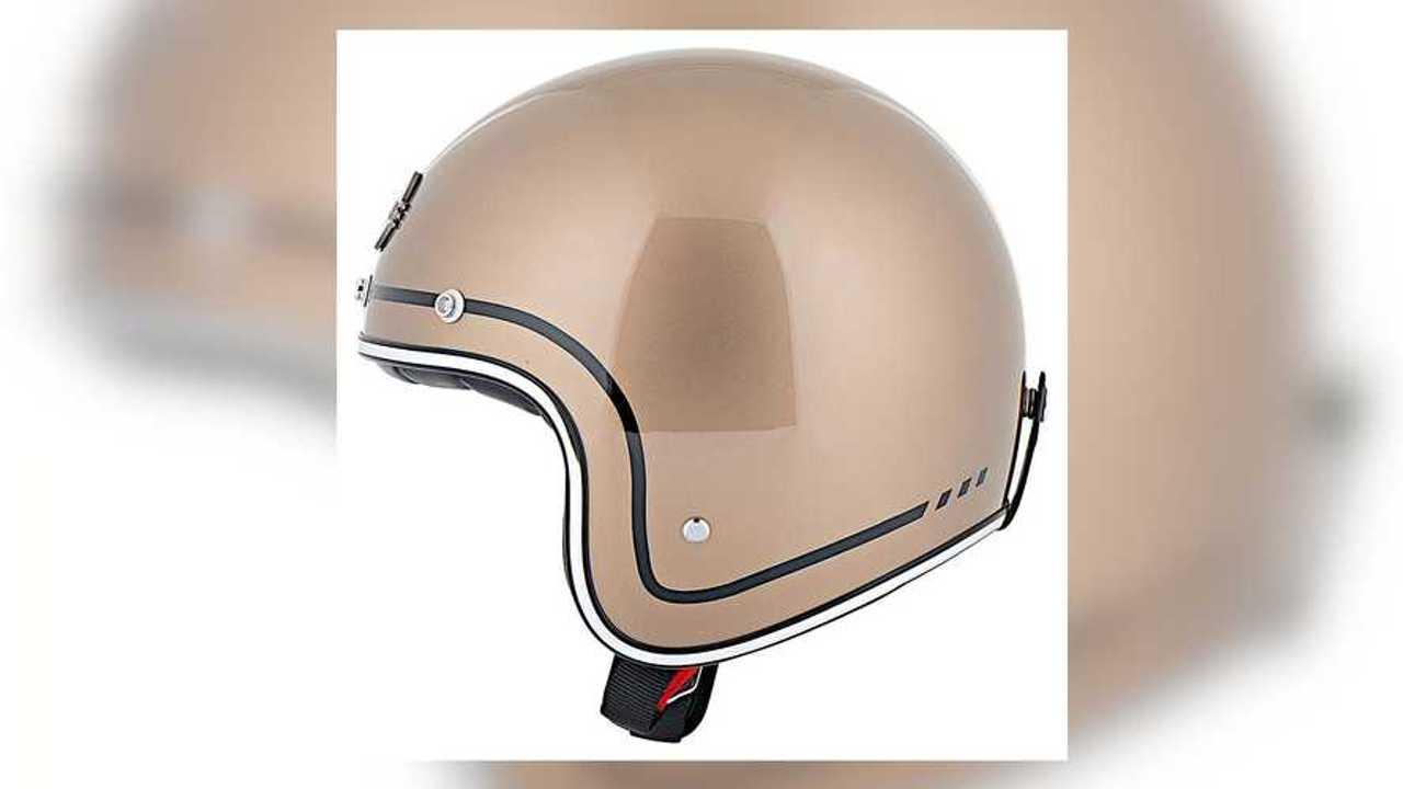 Nishua Jet 2 Helmet Brown