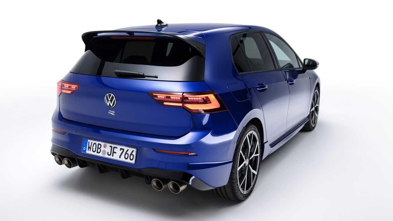 VW Golf R (2021)