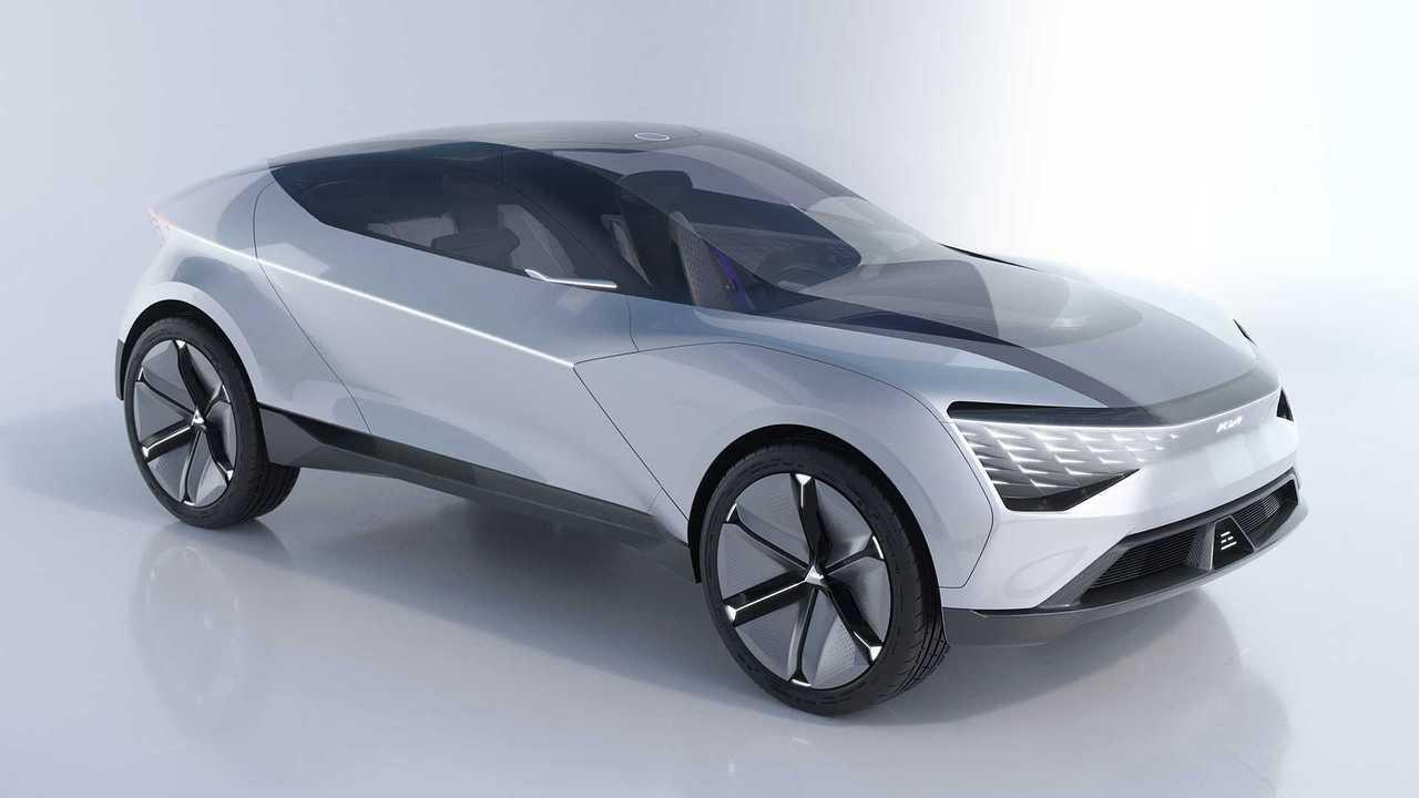 Kia Futuron Concept (2019)