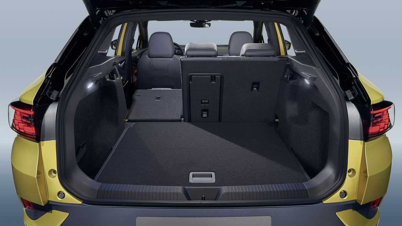 Volkswagen ID.4, official pictures