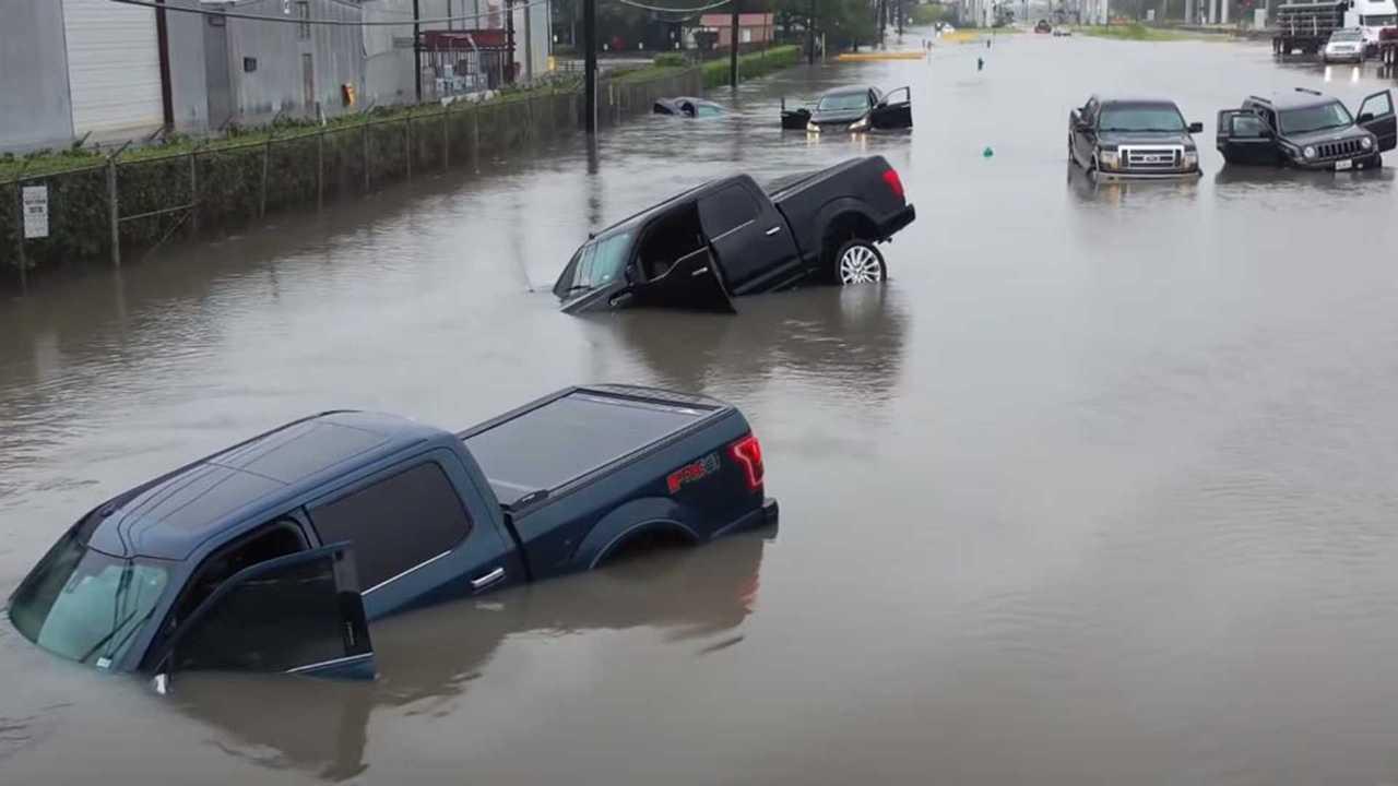 Houston árvíz