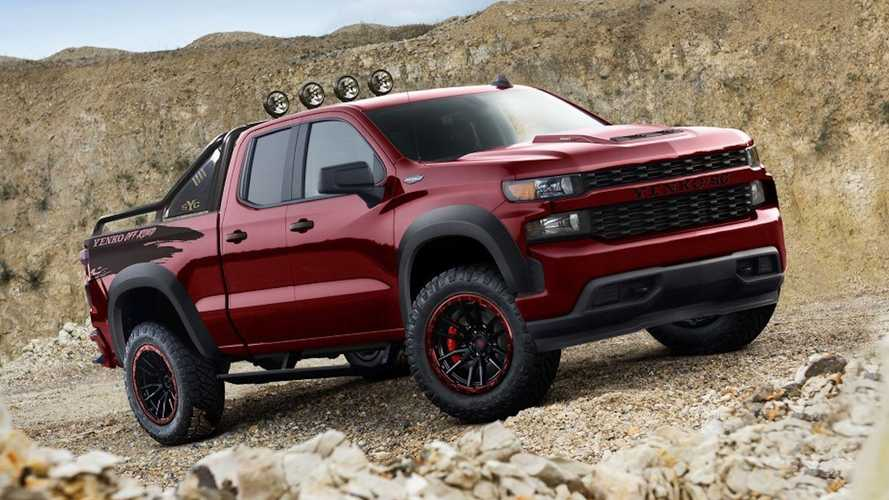 2021 Yenko/SC Silverado Off-Road Takes Its 800 HP Wherever It Wants