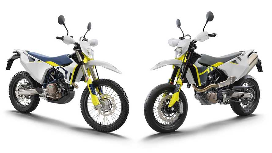 2021 Husqvarna 701 Enduro And Supermoto Want To Get You Outside