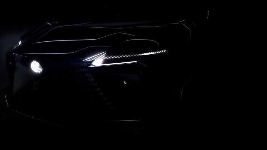 Lexus yeni tasarım dilini elektrikli bir konseptle duyuracak
