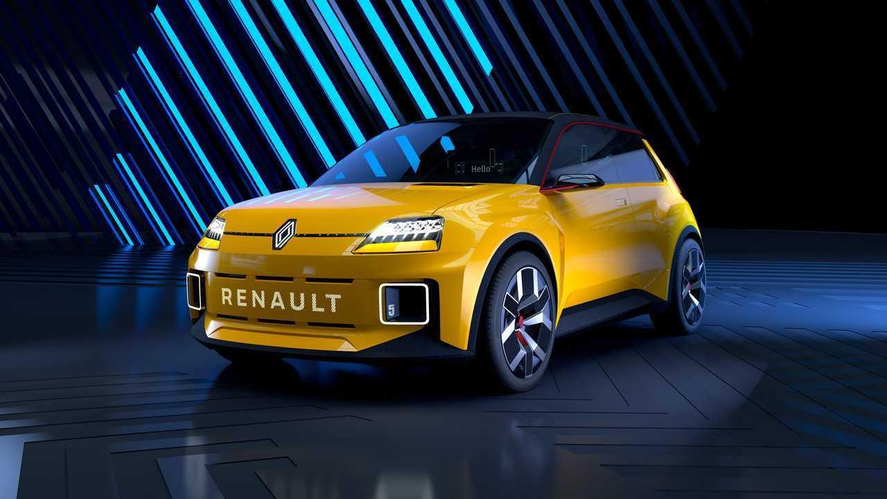 Renault 5 EV Ön
