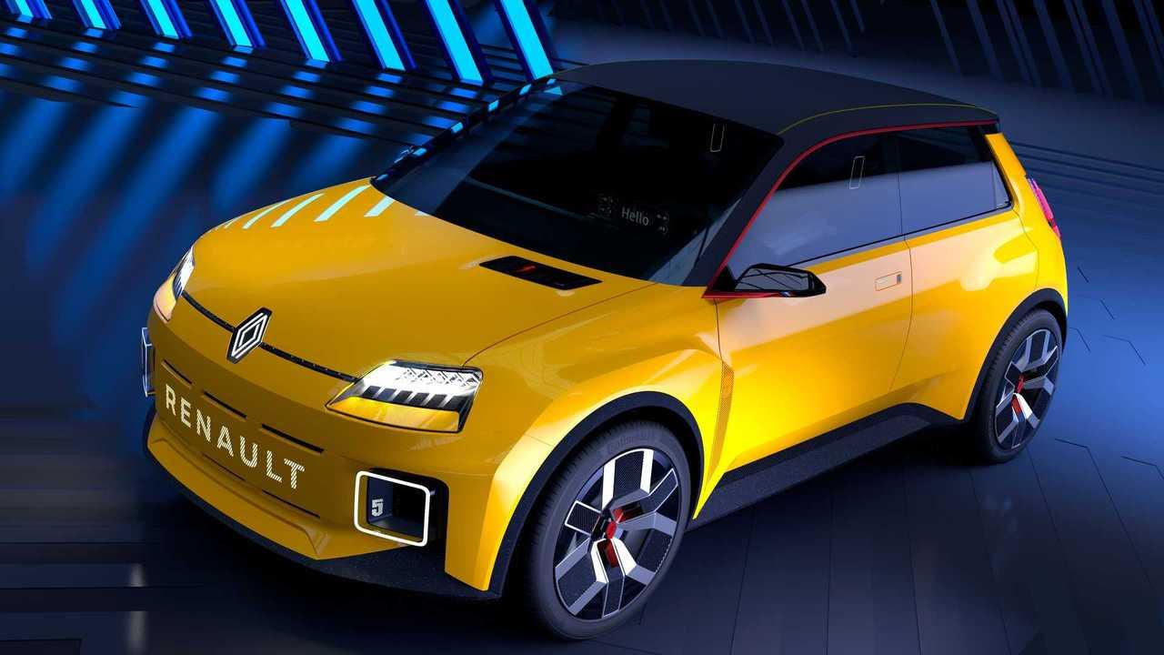 Renault R5 Prototype, la nuova elettrica che guarda alla tradizione