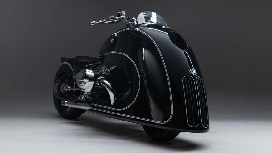 "BMW R 18 ""Spirit of Passion"" von Kingston Custom"