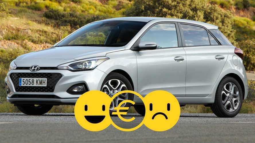 Promozione Hyundai i20 GPL, perché conviene e perché no