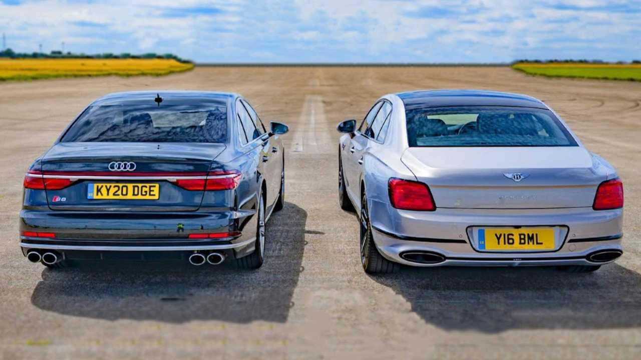 Audi Bentley