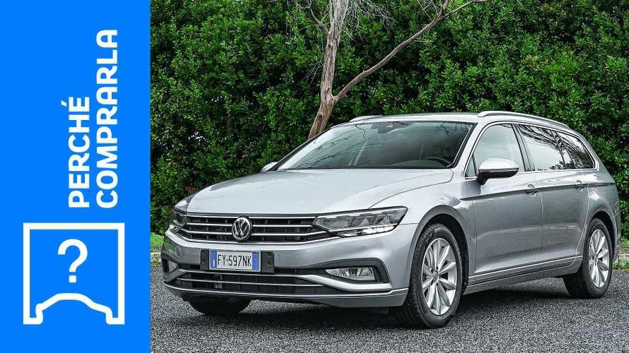 Volkswagen Passat Variant (2020), perché comprarla e perché no