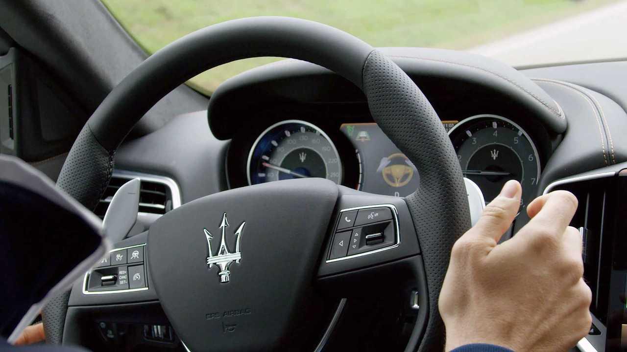 Maserati Ghibli Hybrid e Bosch