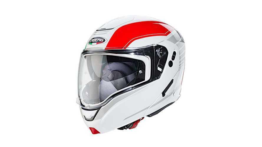 Caberg Introduces Helmet To Raise Money For Bergamo Volunteers