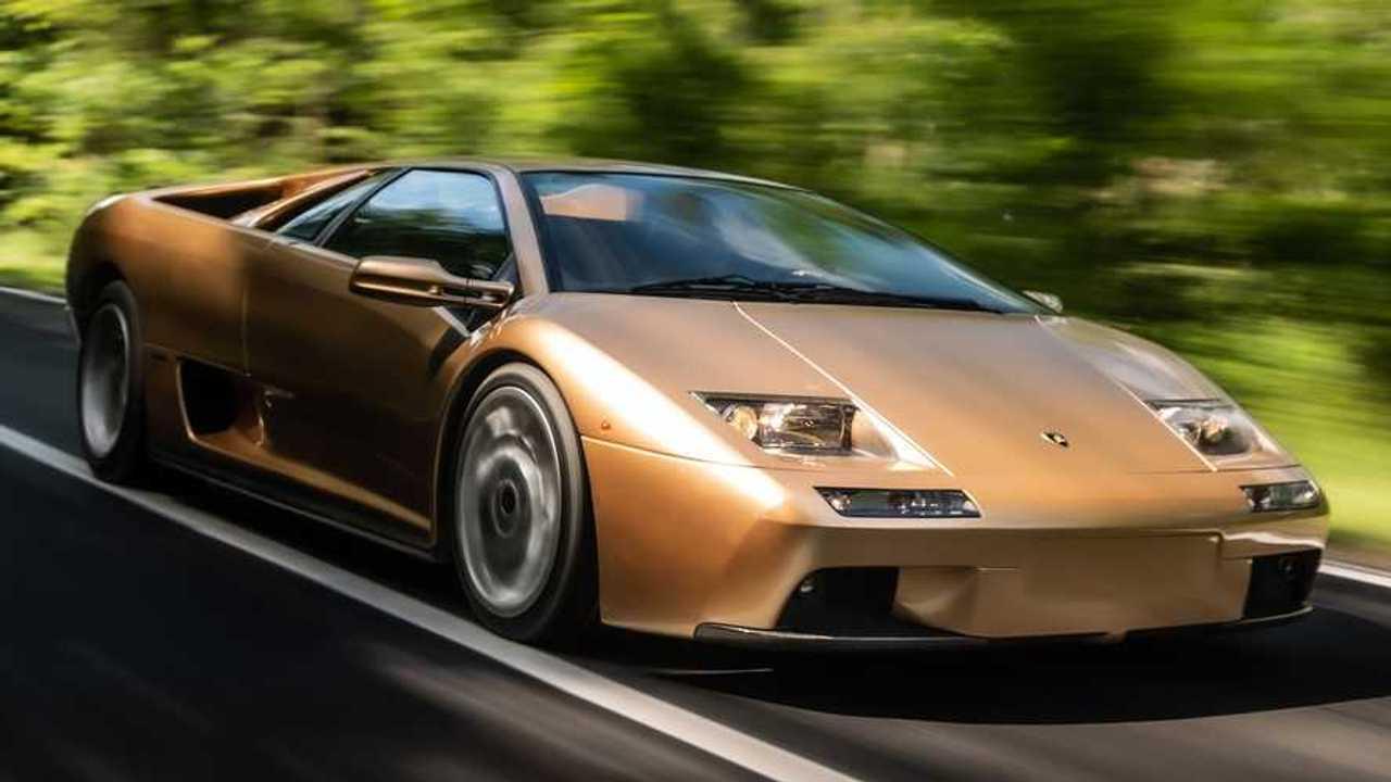 Lamborghini Diablo 30th Anniversary