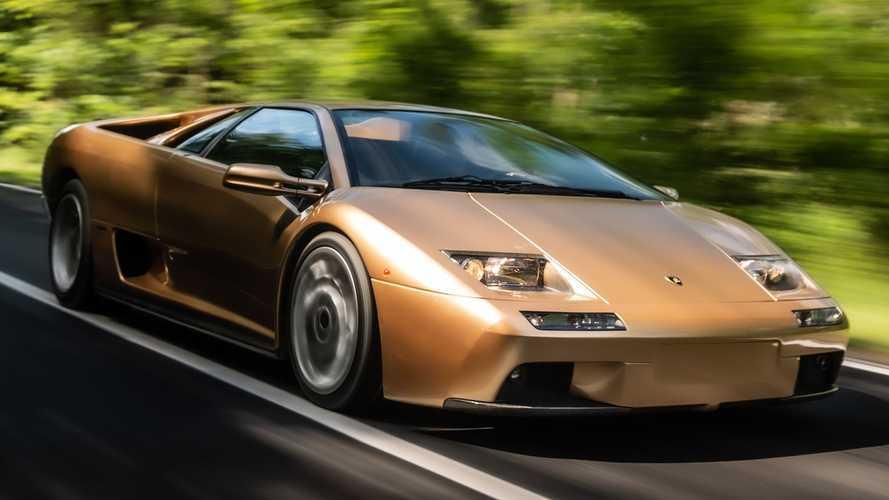 La Lamborghini Diablo fête ses 30 ans