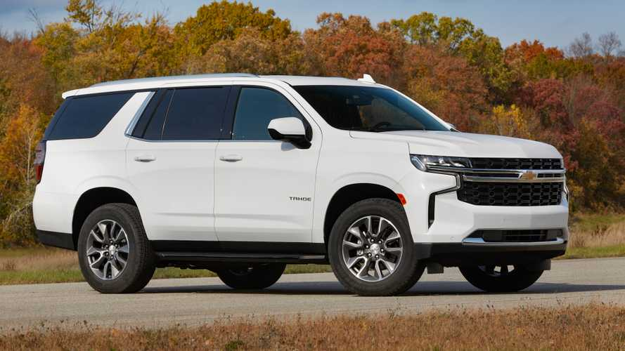2021 Chevy Tahoe, Suburban Fuel Economy Numbers: Up To 24 MPG Combined