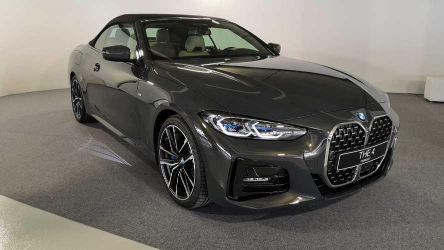 """BMW 4 Serisi'nin ızgarası """"normal boyutlarda"""" olsaydı nasıl görünürdü?"""