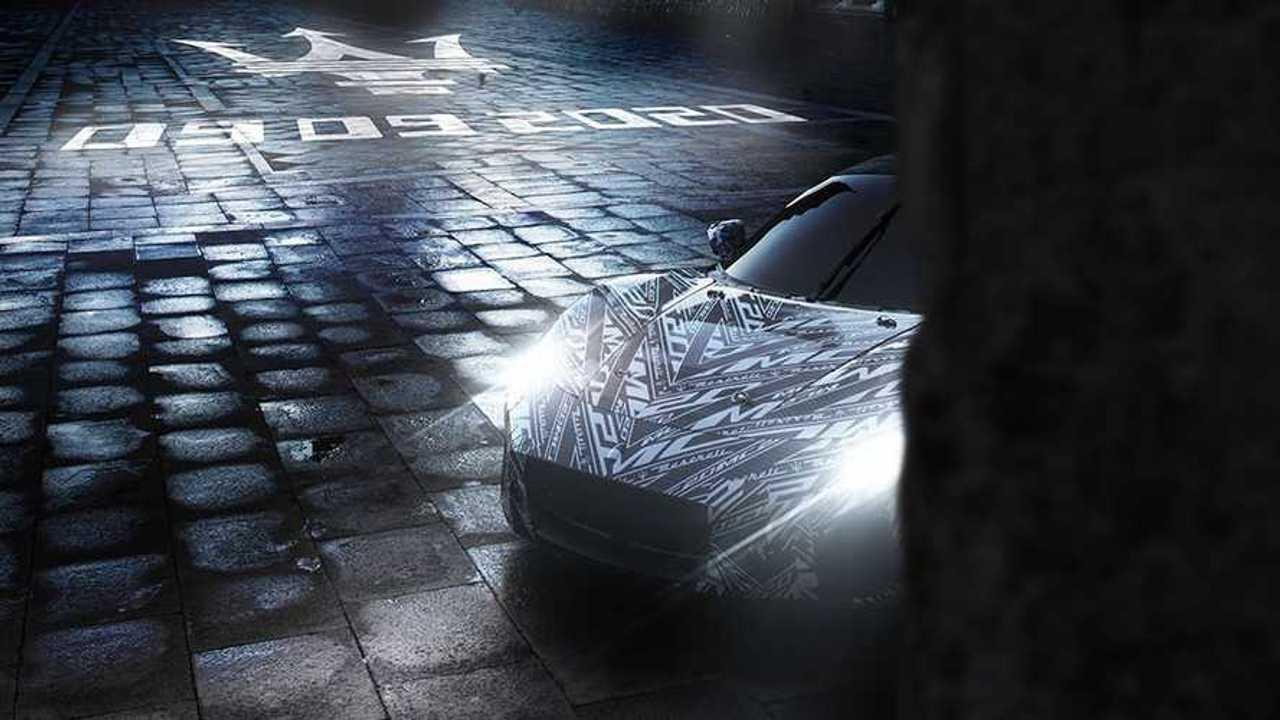 Maserati MC20 Teaser