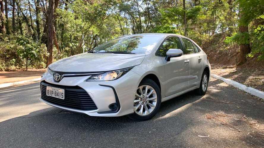 Embora ainda líder, Toyota Corolla perdeu quase 20% de seus clientes; veja ranking