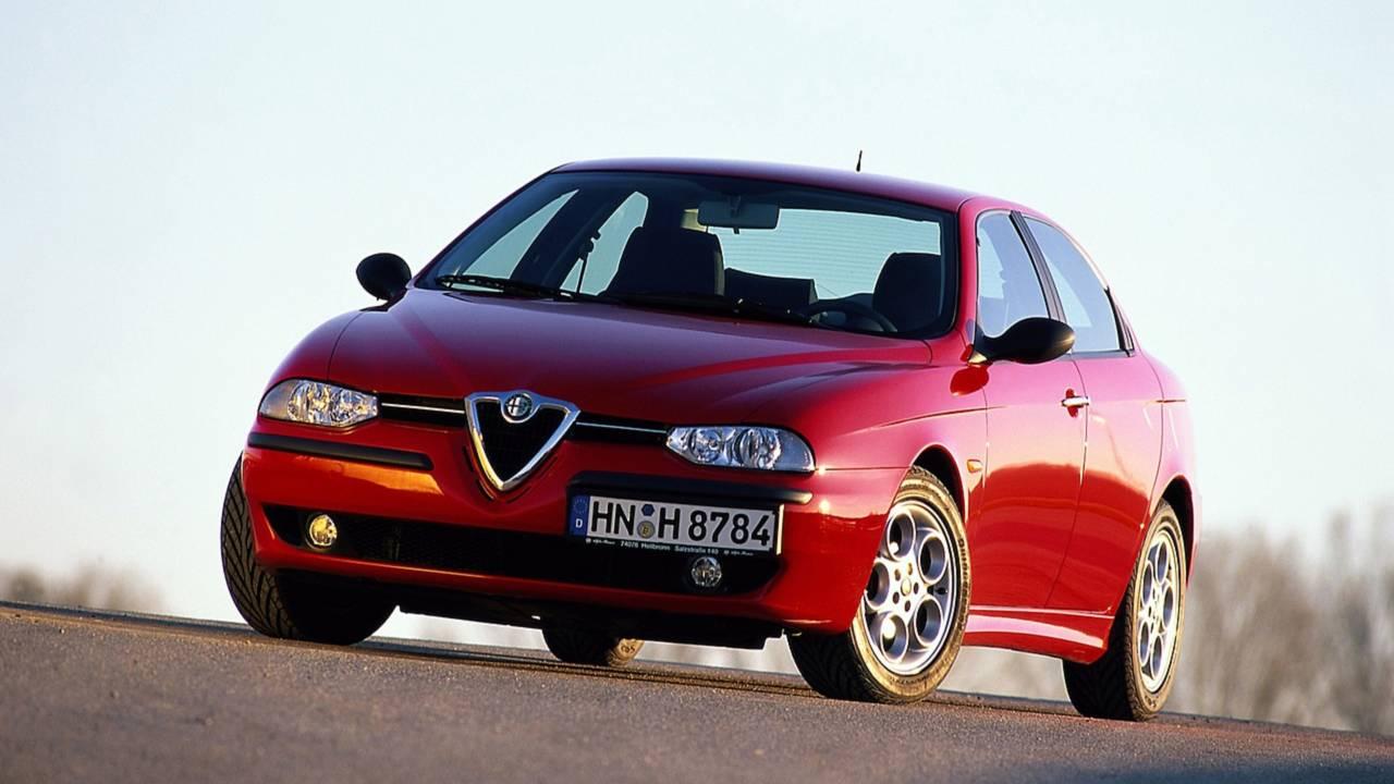 1998 - Alfa Romeo 156