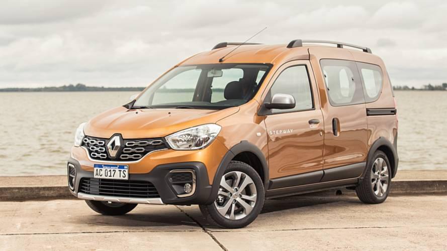 Novo Renault Kangoo para o Mercosul estreia em versões Life, Zen e Stepway