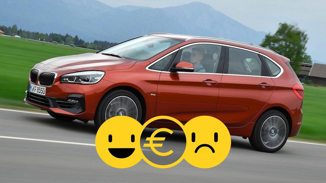 BMW Serie 2 Active Tourer promo