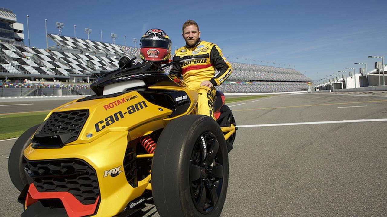 Can-Am Renews NASCAR Sponsorship