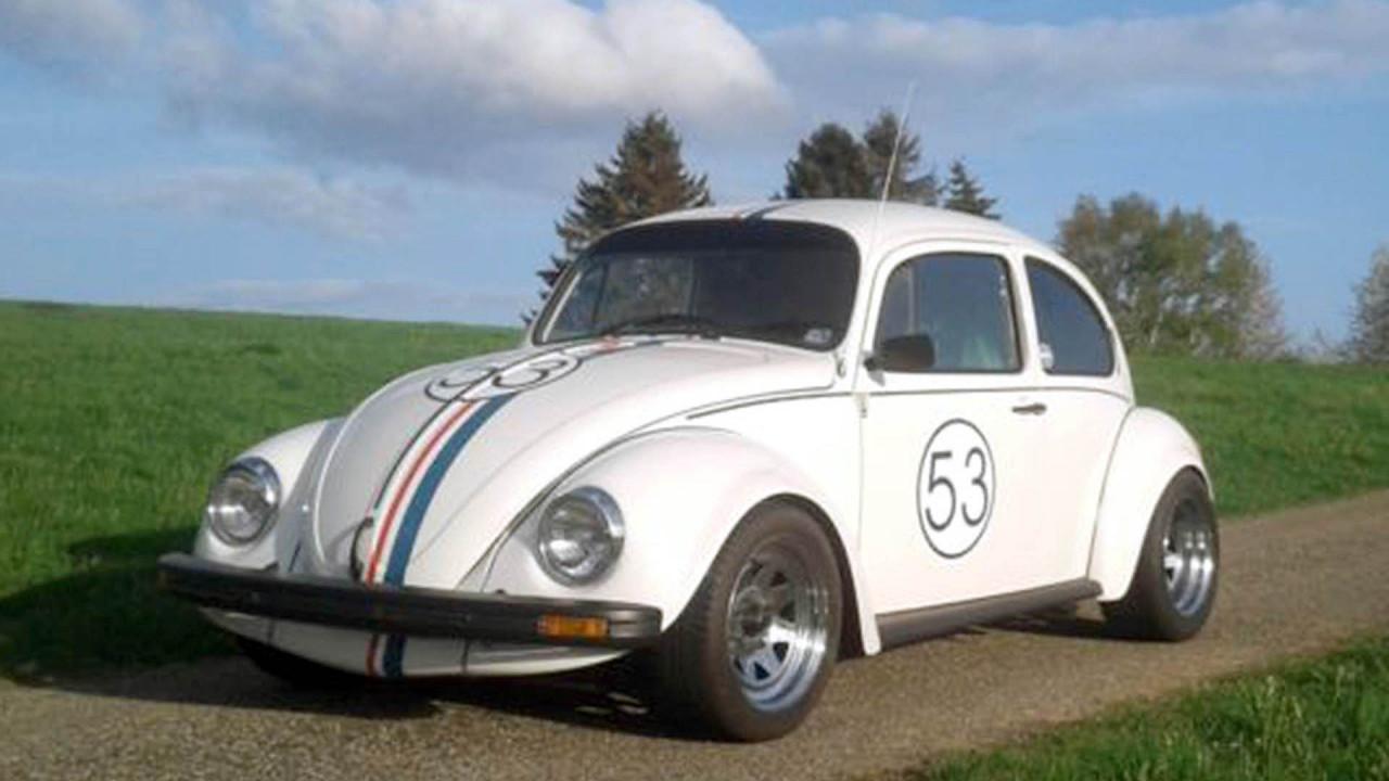 VW Käfer (Herbie – Ein toller Käfer)