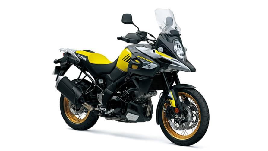 Suzuki Updates V-Strom 650, V-Strom 1000 Workhorses