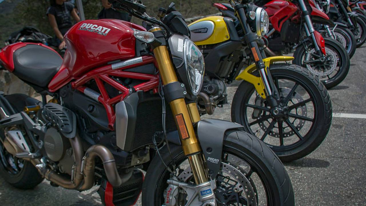 Ducati Demo Day - For the Rest of Us
