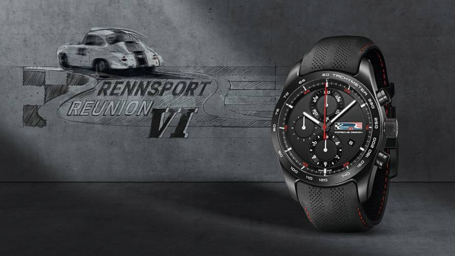 Celebrate Porsche's 70th Anniversary With Limited-Run Timepiece