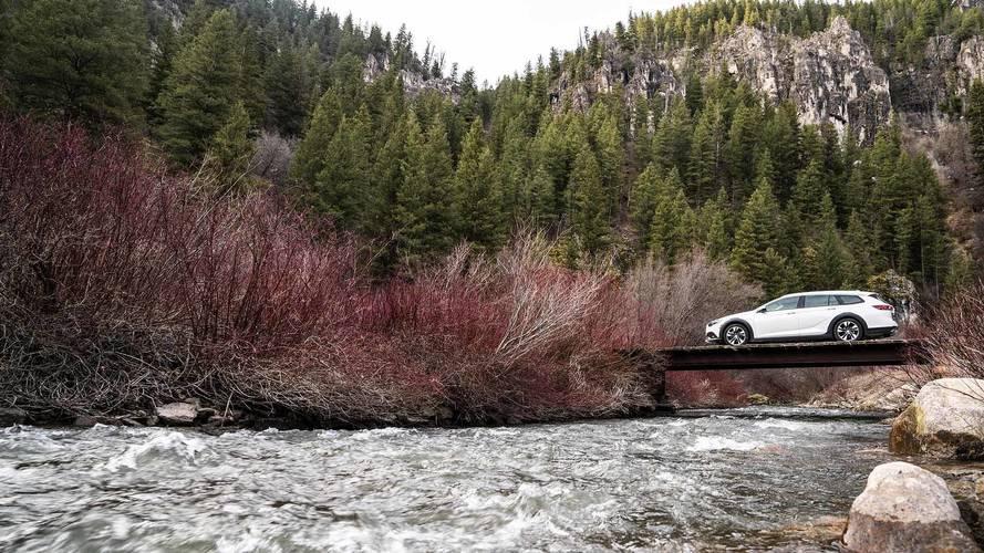 2018 Buick Regal TourX Oregon Trail Drive