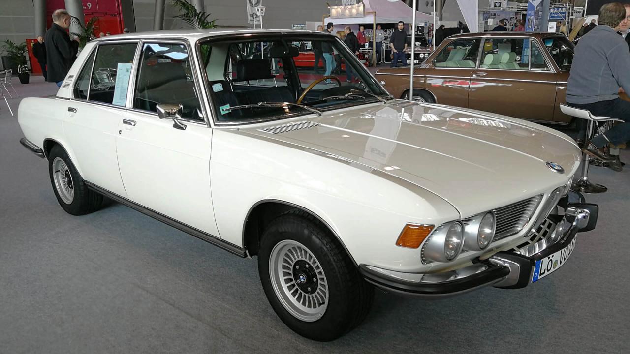 50 Jahre BMW E3