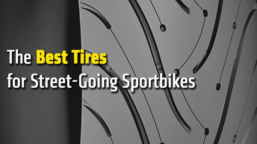 The Best Tires for Street-Going Sportbikes