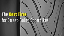 the best tires for street going sportbikes