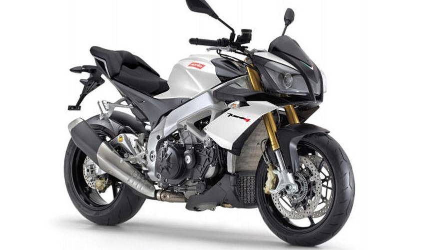 2014 Aprilia Tuono V4R Gets ABS, Larger Fuel Tank