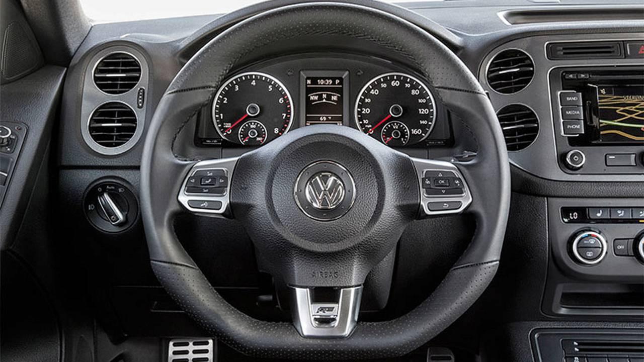2014 Volkswagen Tiguan wheel