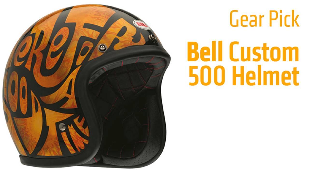 Gear Pick: Bell Custom 500 Helmet