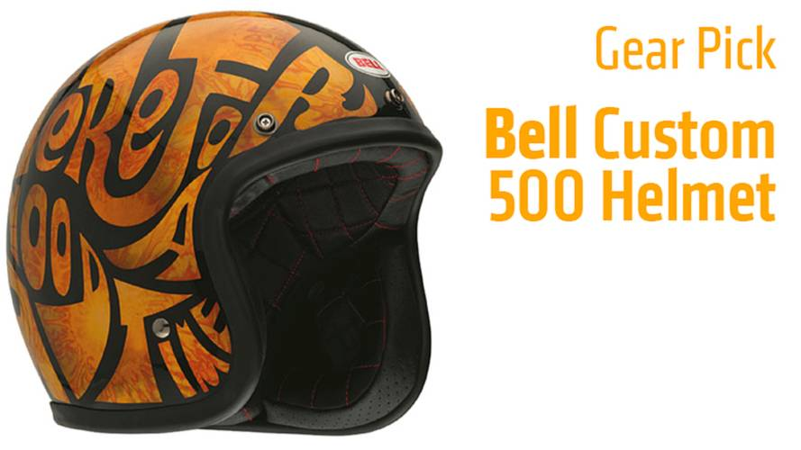 Gear Pick: Bell Custom 500 Helmet