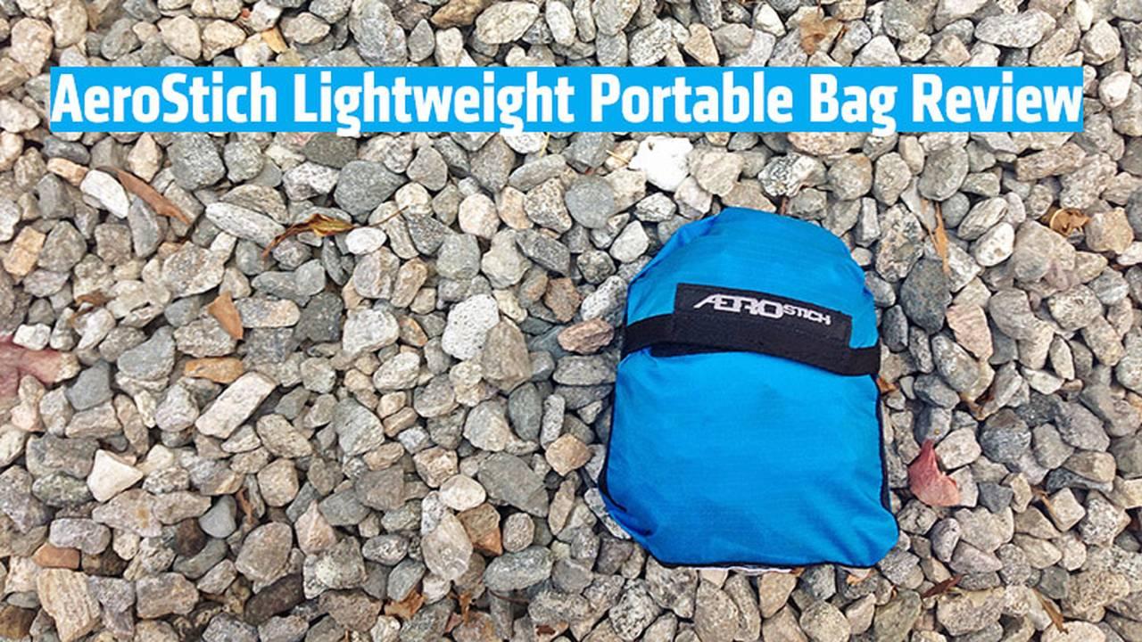 Aerostich Lightweight Portable Bag Review