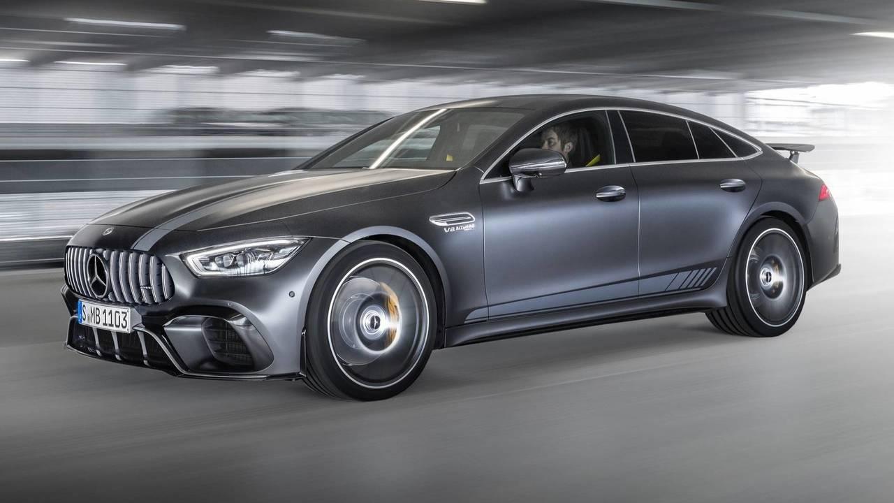 Mercedes-AMG GT Coupé 4 portes - 639 ch