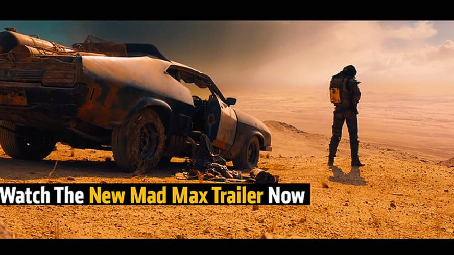 The New Mad Max Trailer Makes Me Want to Build a Monster Truck