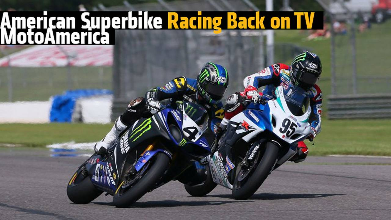 American Superbike Racing Back on TV - MotoAmerica