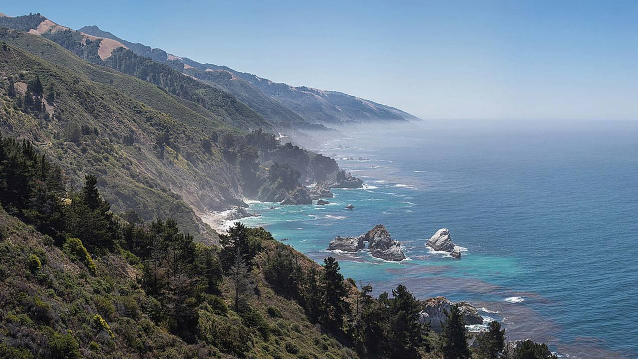 Big Sur Area Finally Reopened to Road Trips