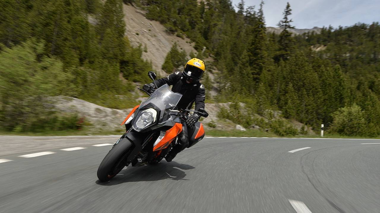 You Need the KTM 1290 Super Duke GT in Your Life